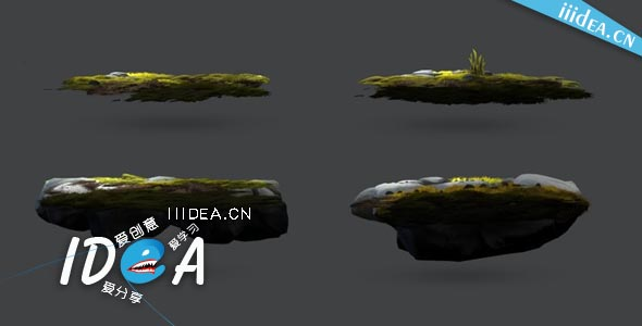 Unity3D 2D Forest Pack 01 - Unity3D插件手绘风格森林场景资源2D Forest Pack【2016年8月】