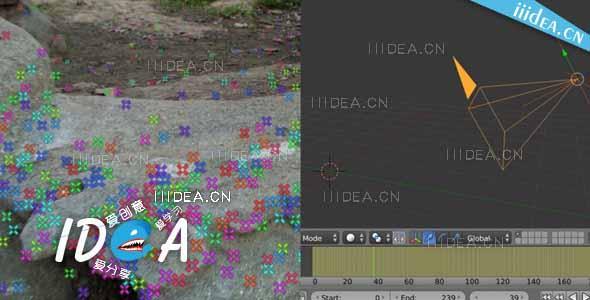 ae blend ae2blend v1 1 01 - After Effects与Blend的数据导出桥接插件AE2Blend v1.1
