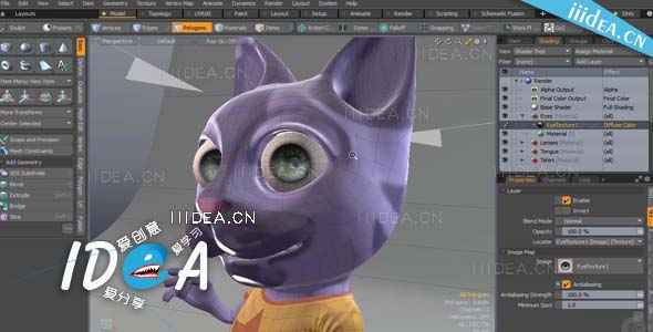 creating-cartoon-characters-in-modo-and-zbrush 02