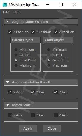 iiidea-3ds-max-align-tool-for-maya-2016