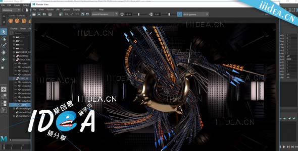 lynda-houdini-maya-c4d-motion-graphics 02