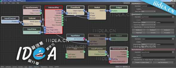 thinkbox krakatoa my v2 6 2 for maya 2014 2017 win linux 01 - Maya粒子渲染插件Thinkbox Krakatoa MY v2.6.2 For Maya 2014-2017 Win/Linux