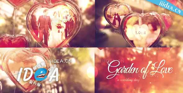 videohive-garden-of-love-a-wedding-day 01