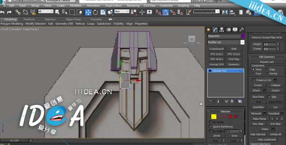 3dmax-pluralsight-game-environment-modeling-01