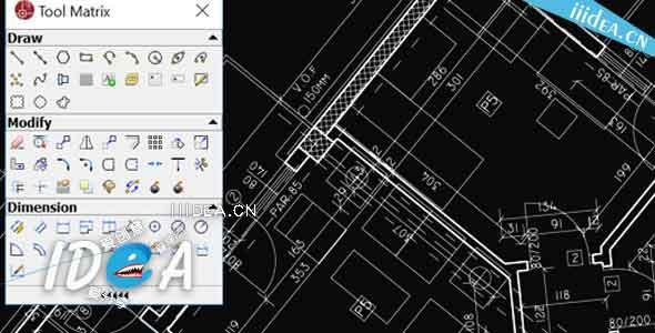CorelCAD 2017 2D drafting tools - CorelCAD 2017 SP0 Win x64 图形规划软件