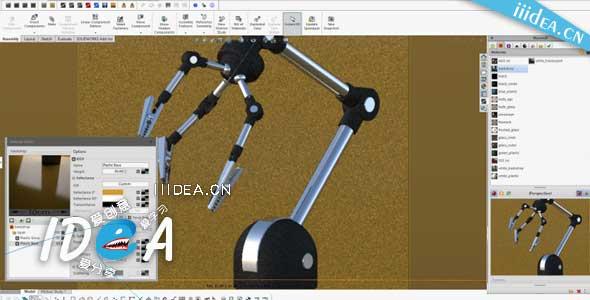 NextLimit Maxwell Render For Solidworks - SolidWorks渲染插件:Maxwell Render For SolidWorks v4.1.7