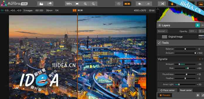 Aurora HDR - HDR照片编辑软件 - Aurora HDR 2018 v1.1.3 1475 Win