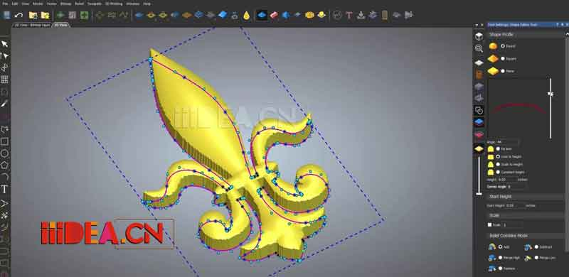 ArtCAM - Autodesk ArtCAM 2018.2.1 Update 3D建模CNC软件