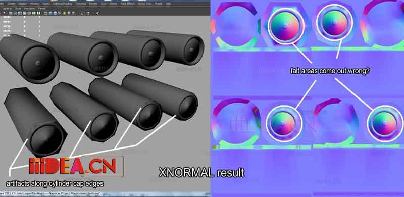 xNormal soft - Normal[法线]-AO烘培贴图软件xNormal v3.19.3b